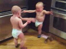 Разговор двух близнецов